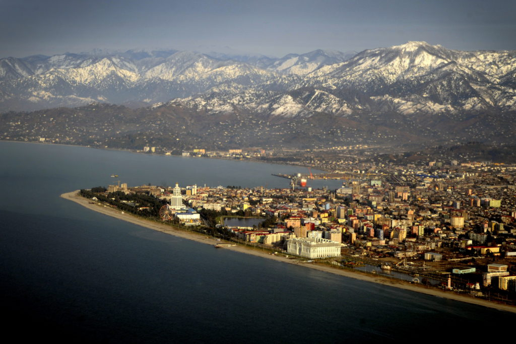 2015-09-19 Batumi en omgeving