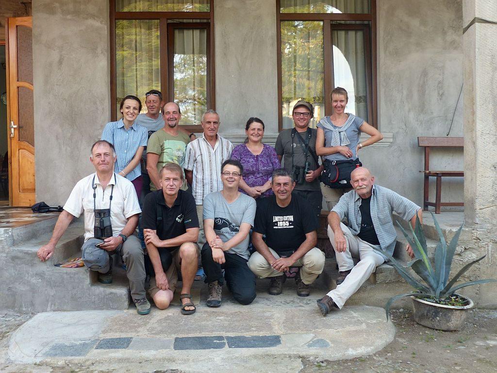2015-09-26 Batumi afscheid van fam. Moerman