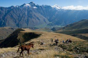 2015-09-30 Paarden met bagage Billy