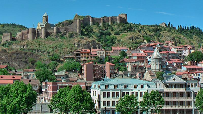 2015-10-02 Tbilisi en omgeving